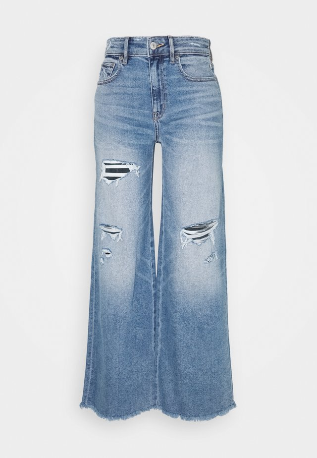 WIDE LEG - Jeans a sigaretta - starry bright