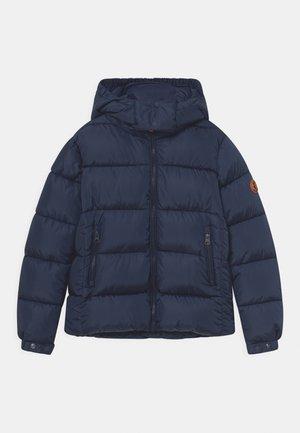MEGA SCOTT - Winter jacket - navy blue