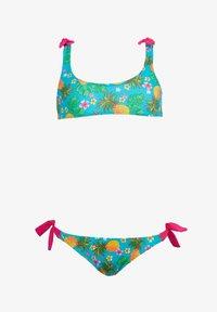 Calzedonia - LISA - Bikini - fant ananas - 0