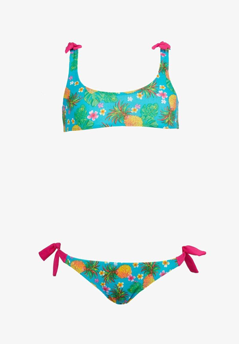 Calzedonia - LISA - Bikini - fant ananas