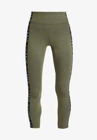 Nike Sportswear - AIR - Punčochy - medium olive - 4
