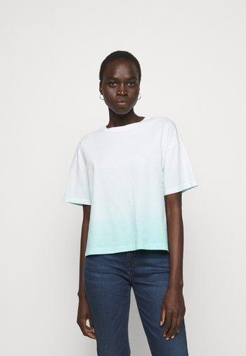 LUNIE - Print T-shirt - grün