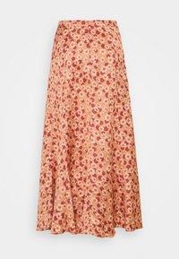 sandro - Maxi skirt - marron - 1