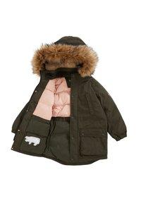 Töastie - NORTH STAR PARKA - Winter coat - olive - 2
