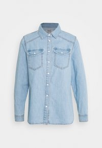 New Look Petite - MACI - Button-down blouse - blue - 0