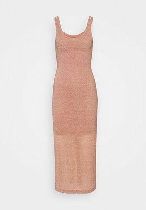STAR DUST SCOOPED TANK DRESS - Cocktail dress / Party dress - blush
