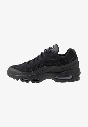 AIR MAX - Sneaker low - black/anthracite/white