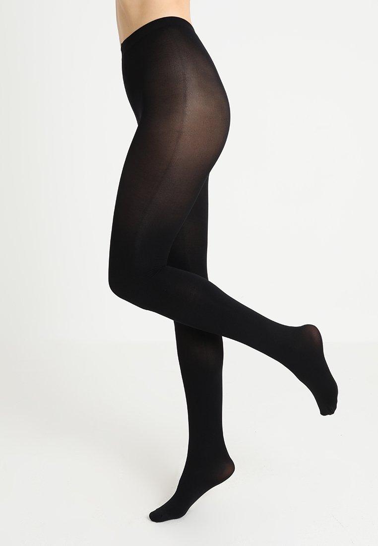Pretty Polly - 3D OPAQUES - Strømpebukser - black