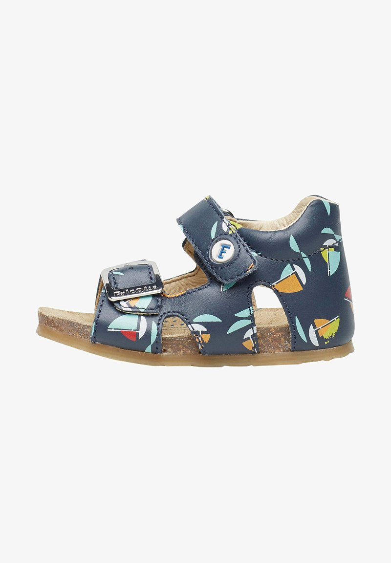Falcotto - Sandals - blau