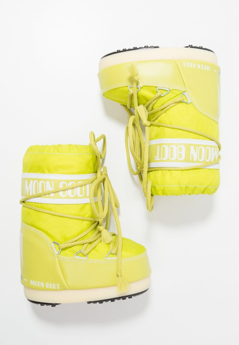Moon Boot - Winter boots - lime