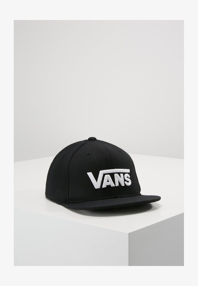 BY DROP V II SNAPBACK BOYS - Pet - black/white