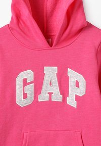 GAP - GIRLS ACTIVE LOGO HOOD - Bluza z kapturem - pink - 4