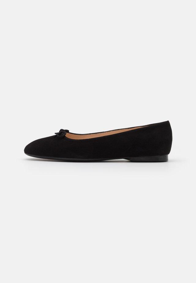 DEMI - Ballet pumps - schwarz