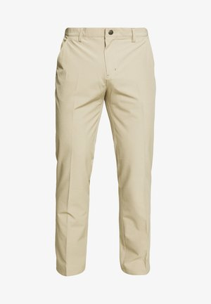 ULTIMATE PANT - Tygbyxor - raw gold