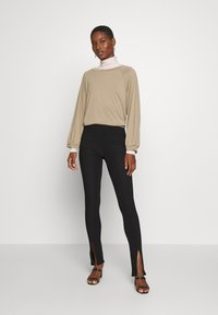 mbyM - KILJA - Long sleeved top - twig - 1