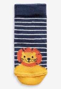Next - 5 PACK  - Socks - blue - 3