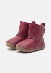 Froddo - PAIX BOOTS WIDE FIT UNISEX  - Classic ankle boots - bordeaux - 1