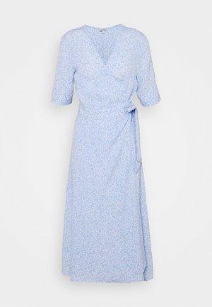 SHUBIE - Korte jurk - undine blue