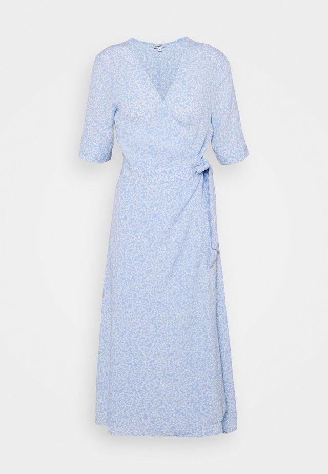 SHUBIE - Freizeitkleid - undine blue