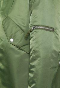 YMC You Must Create - HUNTER - Zimní kabát - olive - 5