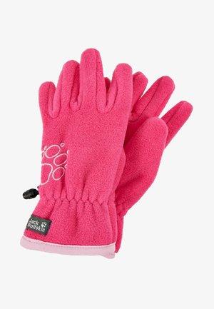 BAKSMALLA GLOVE KIDS - Rukavice - pink fuchsia