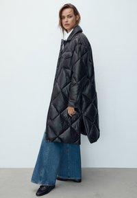 Massimo Dutti - Down coat - black - 3