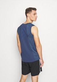 adidas Performance - HEAT.RDY  - Sports shirt - tech indigo - 2