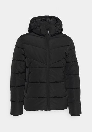 HEAVY PUFFER - Winter jacket - black