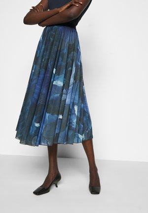 PRIMIZIA - Spódnica trapezowa - peacock