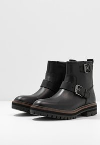 Timberland - LONDON SQUARE - Santiags - black - 4