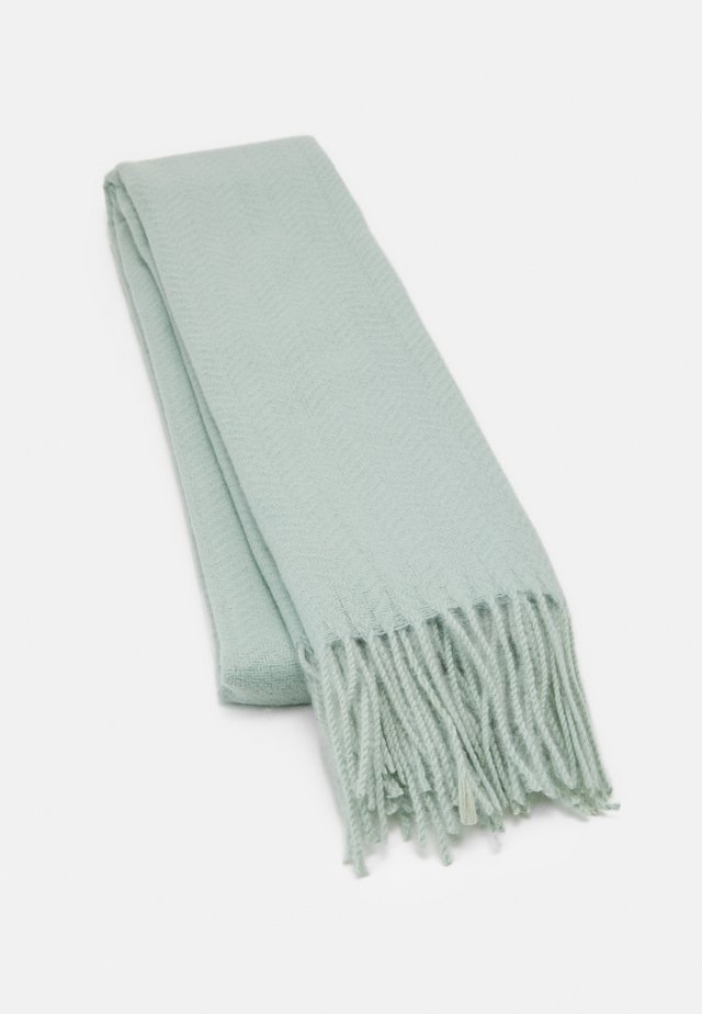 PCKIAL NEW LONG SCARF  - Scarf - light green