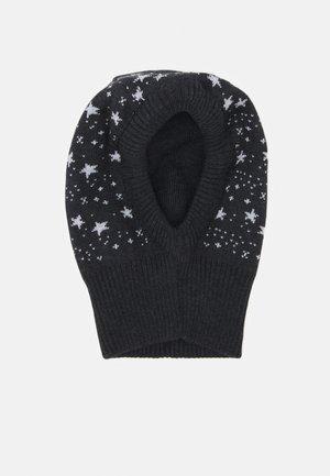 BABY STAR SCHLUPF UNISEX - Beanie - carbon/hellgrau