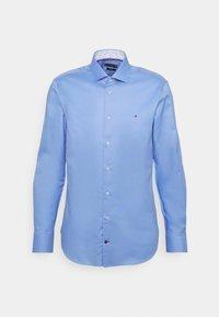 SLIM FIT - Formal shirt - custom color classic blue