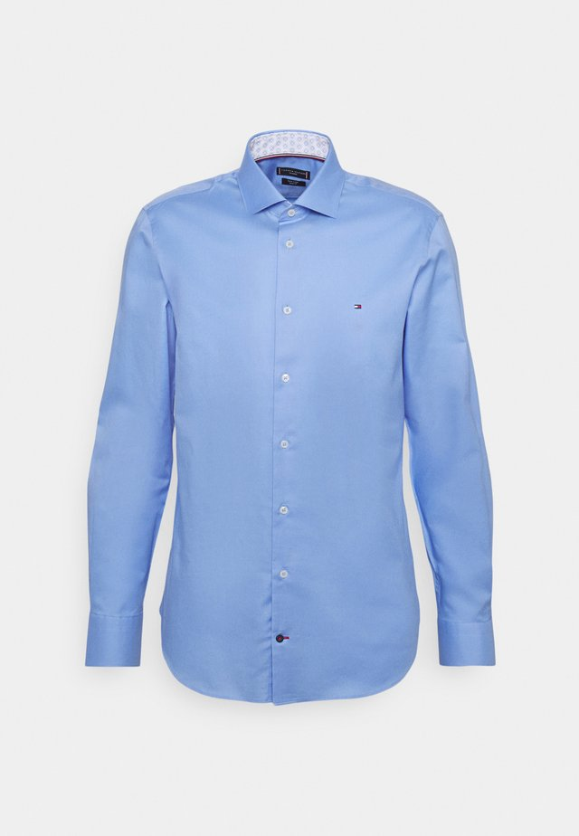 SLIM FIT - Formal shirt - custom color classic blue