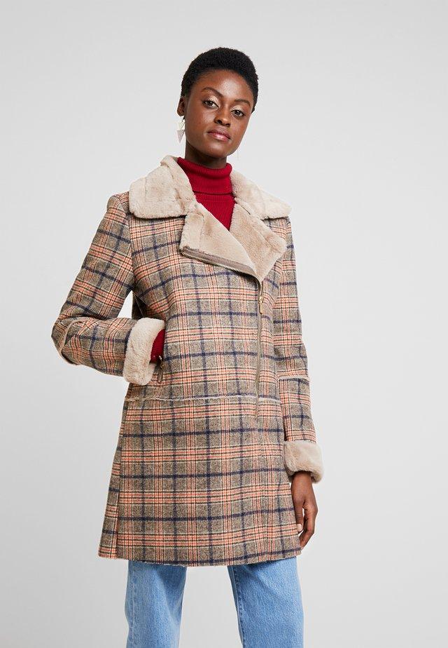 GEFFROY - Płaszcz wełniany /Płaszcz klasyczny - beige