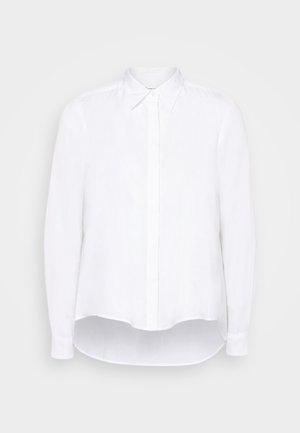 JACINTA ASHAPE - Button-down blouse - bright white