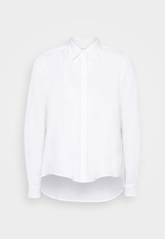 JACINTA ASHAPE - Camicia - bright white
