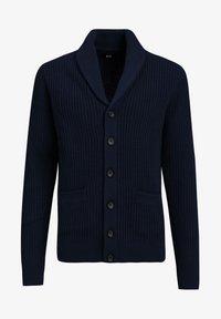 WE Fashion - Cardigan - dark blue - 5