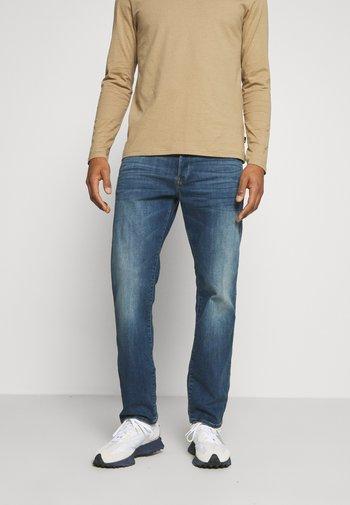 STRAIGHT - Straight leg jeans - vintage medium aged