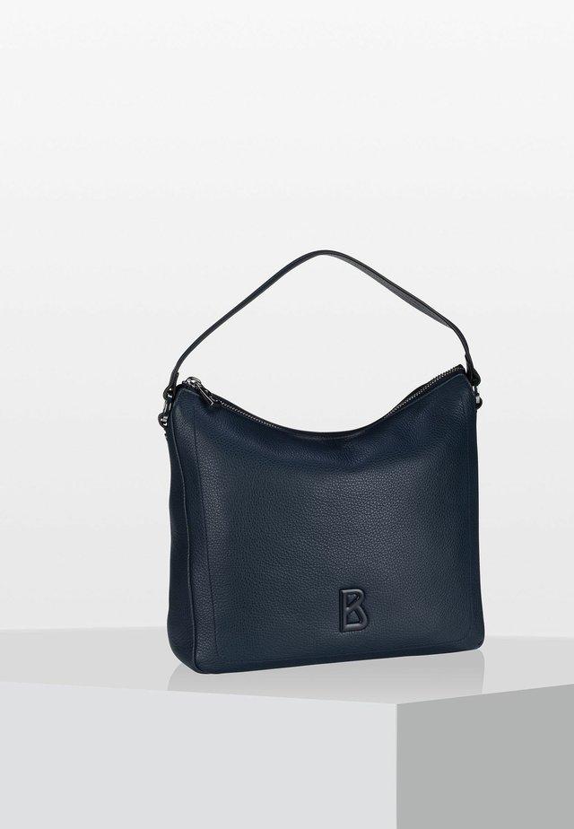 ANDERMATT MARIE HOBO MHZ - Håndtasker - dark blue