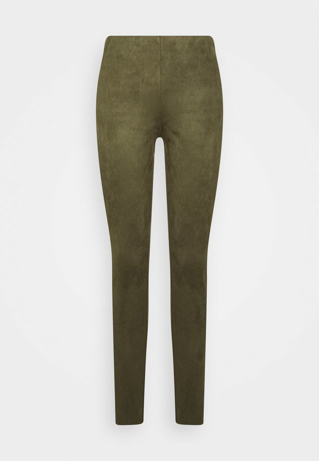LEXIE - Leggings - Trousers - olive night