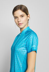 LÖFFLER - BIKE RISE UP - T-Shirt print - sky - 3