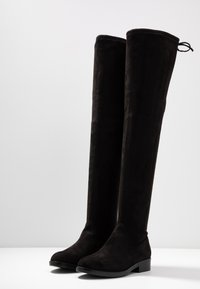 Even&Odd Wide Fit - Over-the-knee boots - black - 4