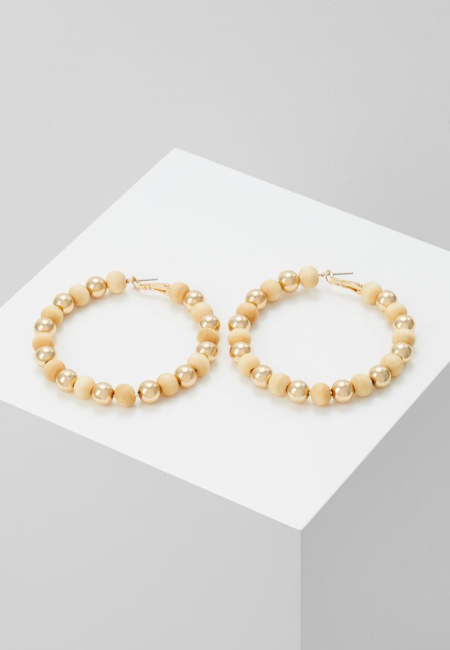 BEADED - Pendientes - gold-coloured