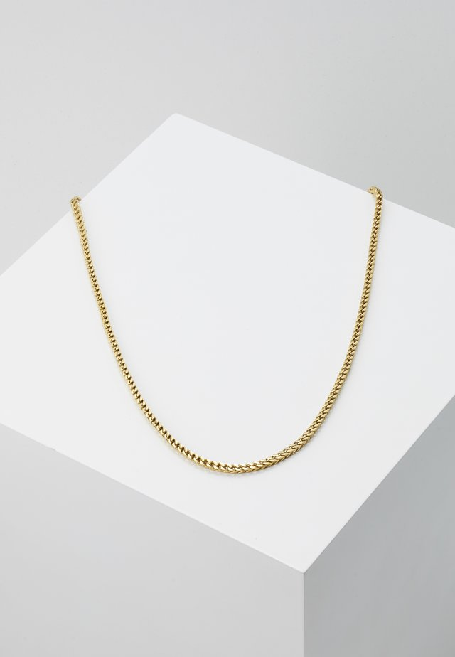 FASO  - Necklace - gold-coloured