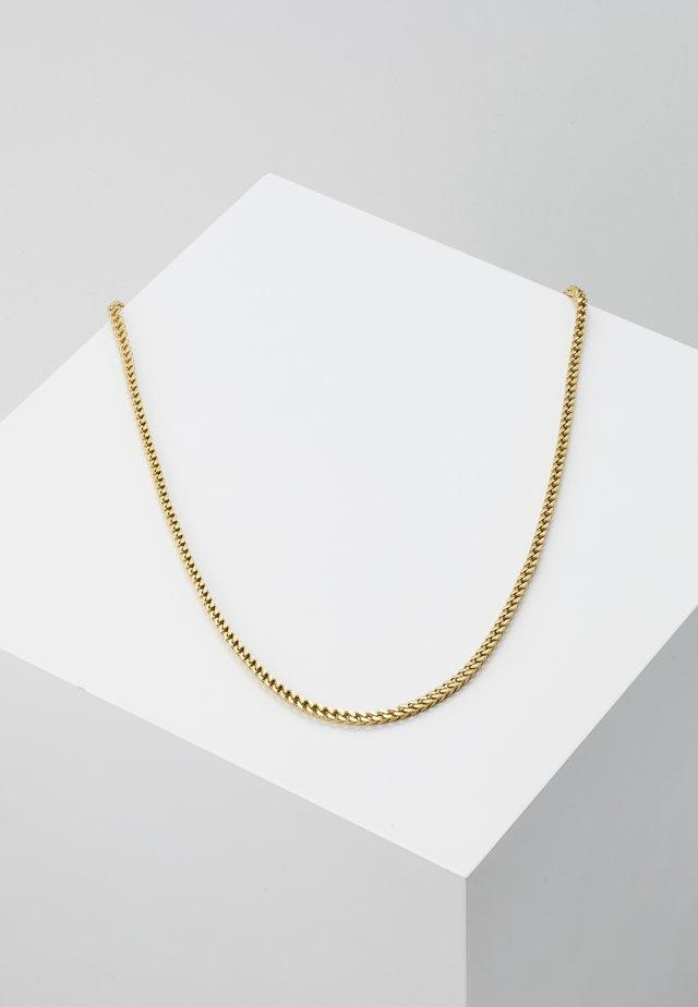 FASO  - Collar - gold-coloured
