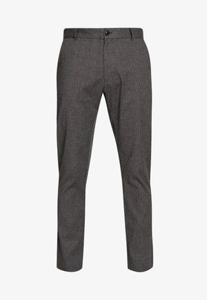 ANDY TROUSERS - Bukser - grey