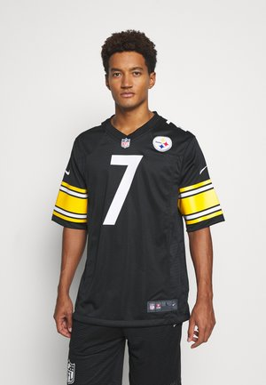 NFL PITTSBURGH STEELERS GAME TEAM COLOUR - Klubové oblečení - black