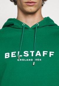 Belstaff - Hoodie - miller green - 5