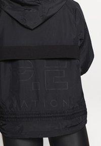 P.E Nation - JACKET - Training jacket - black - 4